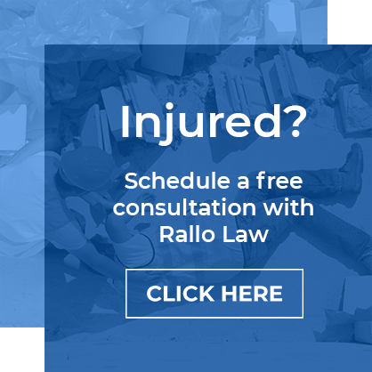 Personal Injury Lawyer - Douglas Rallo
