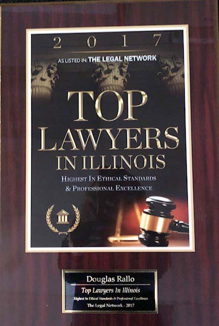 Top Lawyers in Illinois Douglas Rallo