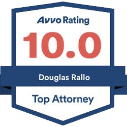Top Personal Injury Lawyer - Douglas Rallo