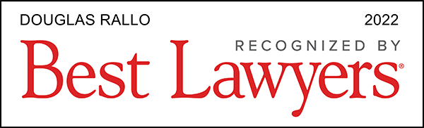 Douglas Rallo - Recognized by Best Lawyers 2022